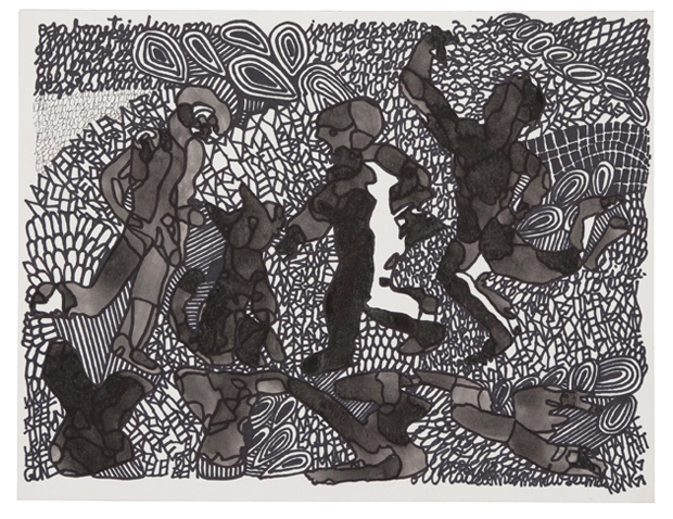interminaveis-conversas-telefonicas-5-27x35cm-chinese-ink-and-permanent-ink-on-cotton-paper